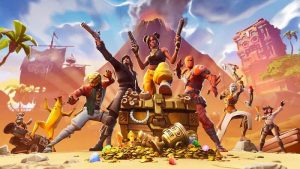Fortnite PS4 Update