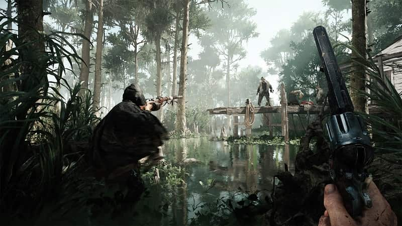 Hunt Showdown PS4 Review 1