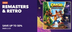 Remasters Retro PSN Sale