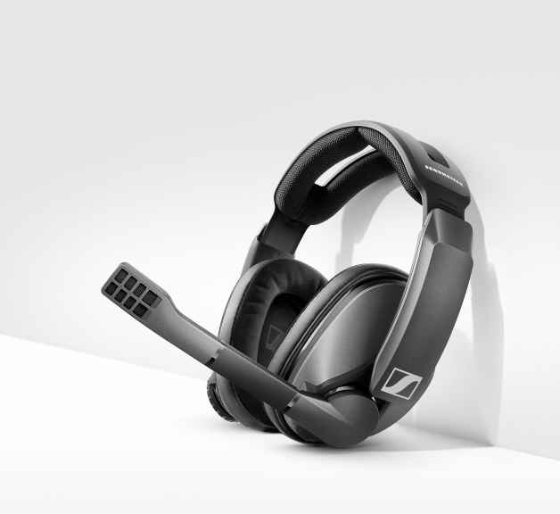 Sennheiser Gsp 370 Wireless Gaming Headset Review Playstation Universe