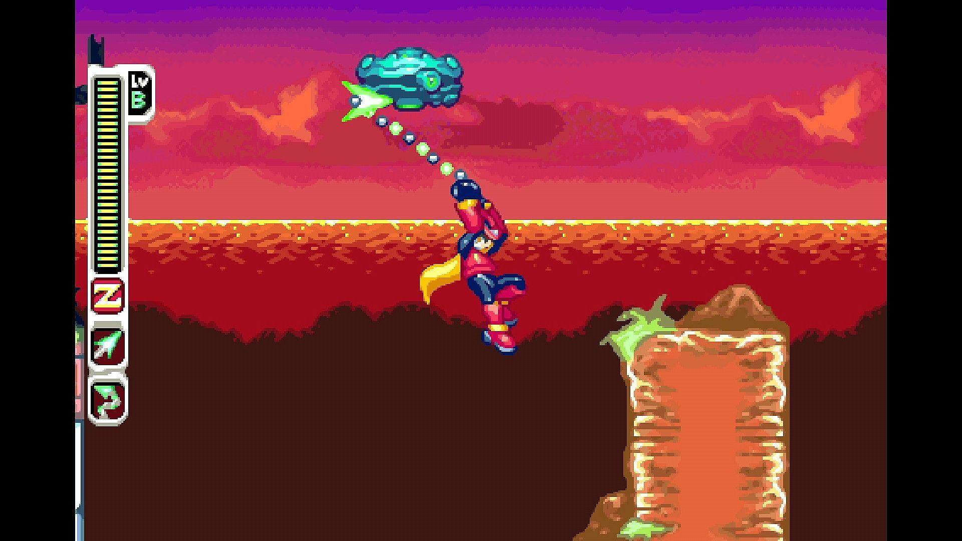 Mega Man Zero/ZX Legacy CollectionReview 2