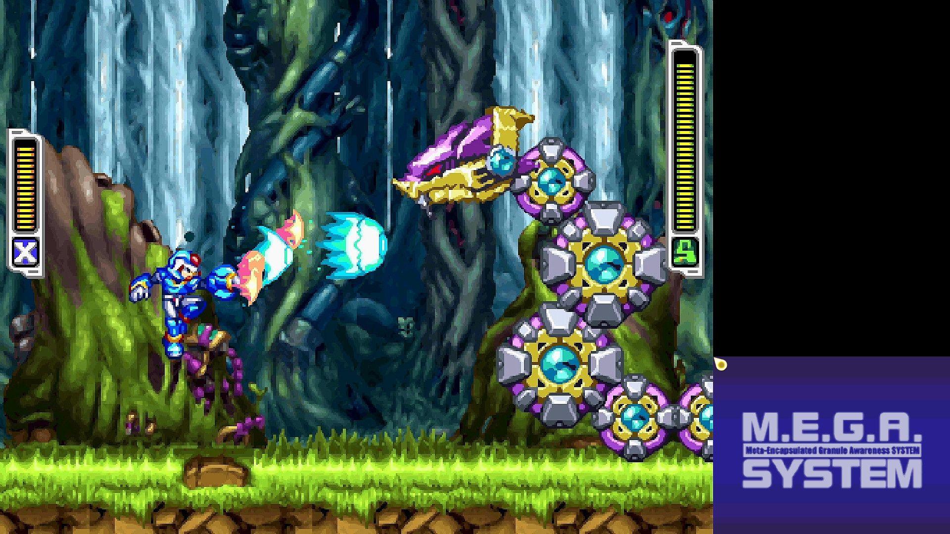 Mega Man Zero/ZX Legacy Collection Review 3