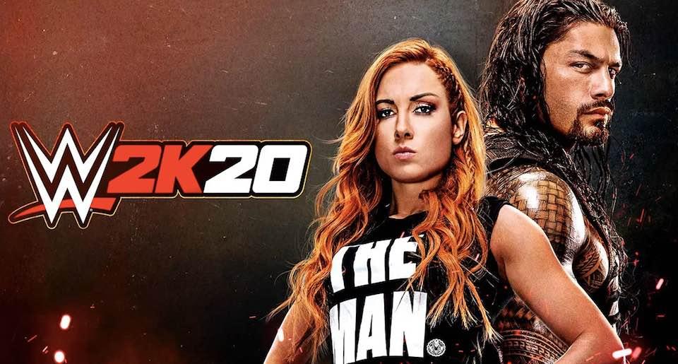 WWE 2K21 News