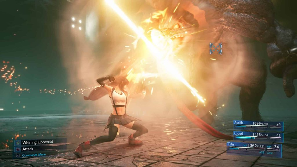 Surprise Final Fantasy 7 Remake demo now on PSN
