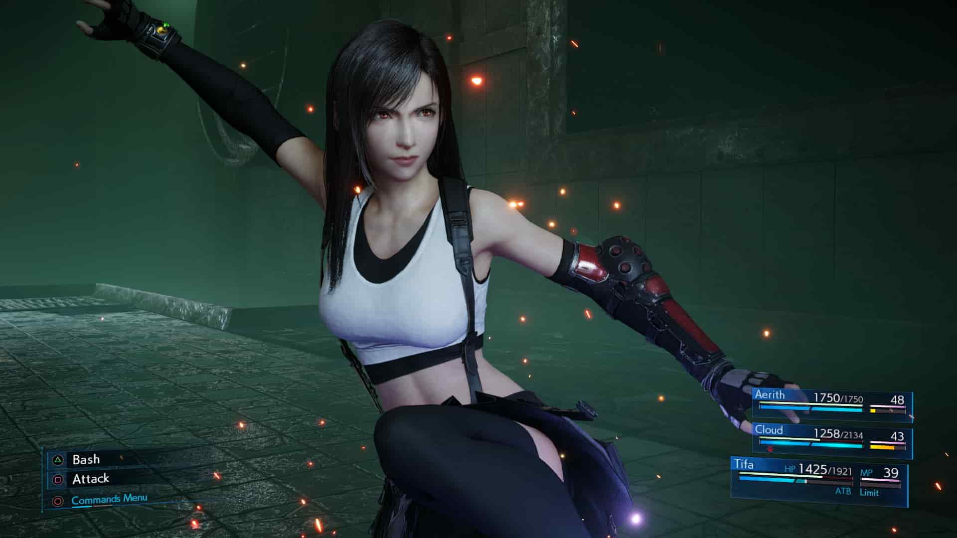 Advent Children Was The Benchmark During Final Fantasy 7 Remake