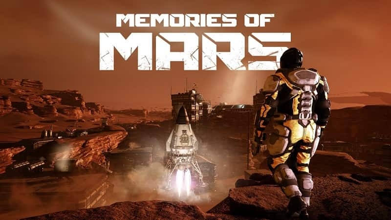 Memories of Mars PS4