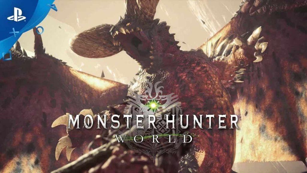 Monster Hunter World Free On Ps Plus Until April 21 Playstation