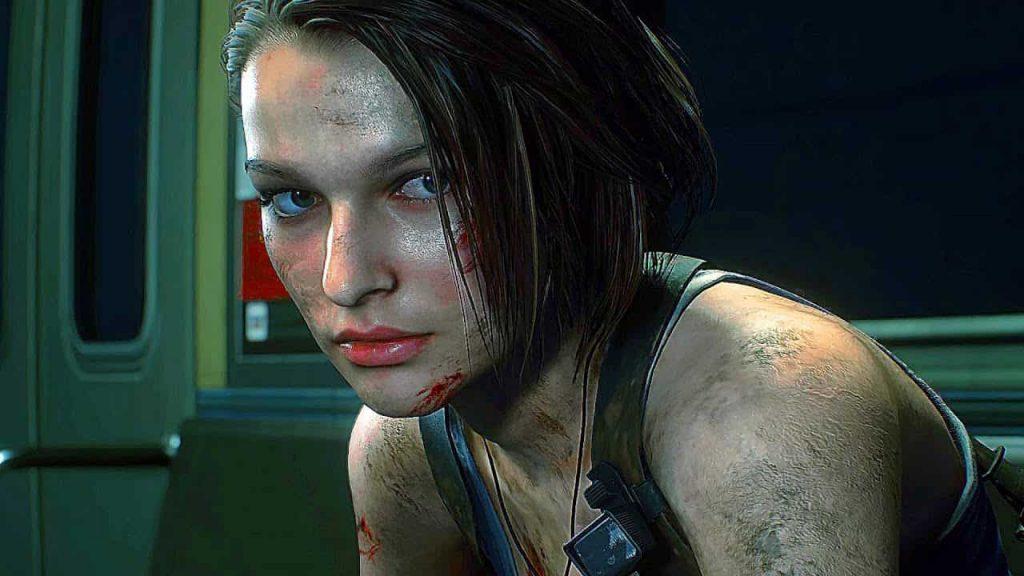 New Resident Evil 3 Trailer Shines The Spotlight On Jill Valentine