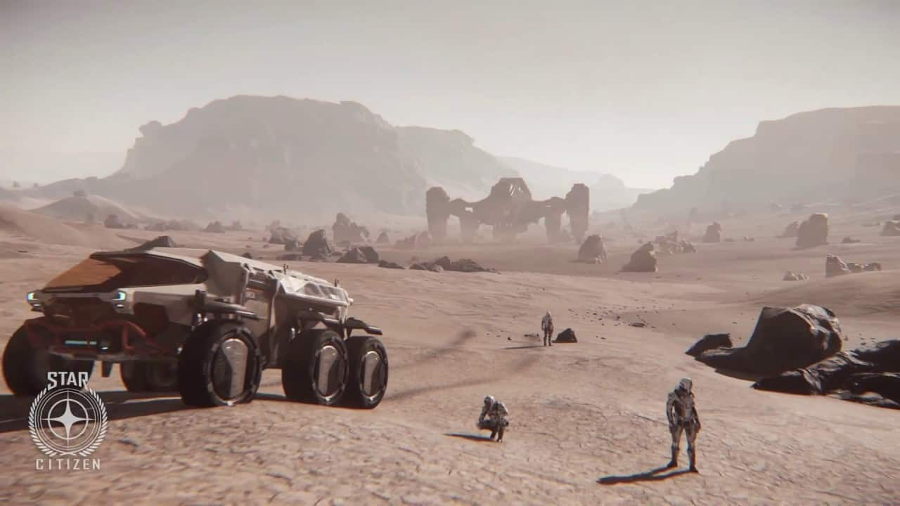 Is Star Citizen Coming To PS5? - PlayStation Universe
