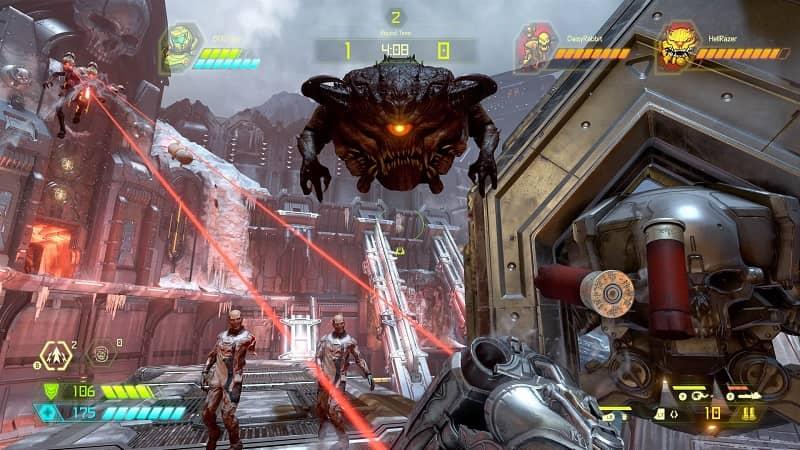 DOOM Eternal PS4 Review 10