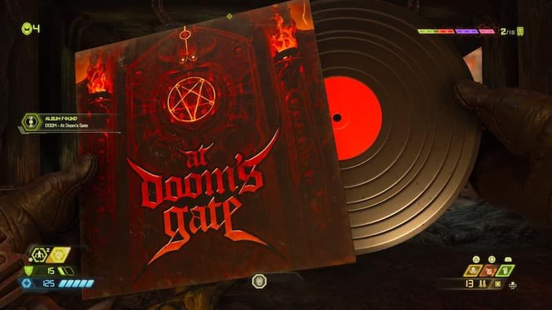 Doom Eternal PS4 Review 2