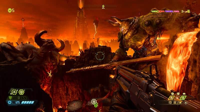 DOOM Eternal PS4 Review 3