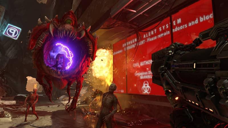 Doom Eternal PS4 Review 6