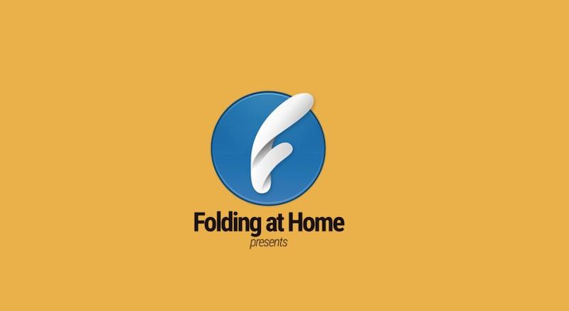 Folding at Home PS4 PS5