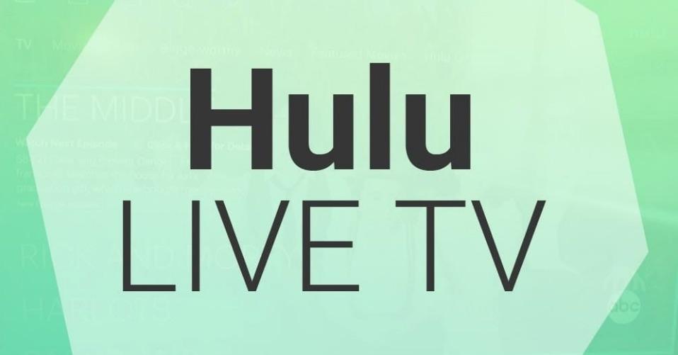 Hulu Live TV PS4
