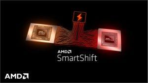 PS5 AMD SmartShift