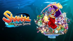 Shantae and the Seven Sirens PS4