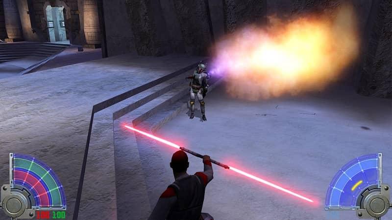 Star Wars Jedi Knight Jedi Academy PS4 Review 2