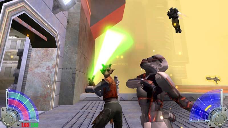 Star Wars Jedi Knight Jedi Academy PS4 Review 5