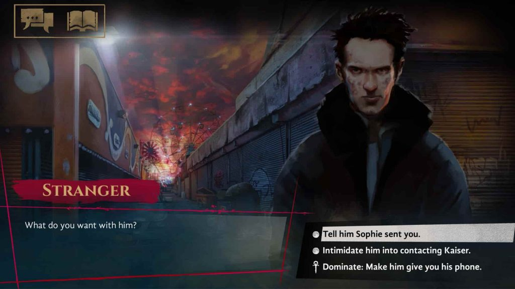 Vampire The Masquerade Coteries of New York PS4 Review 2