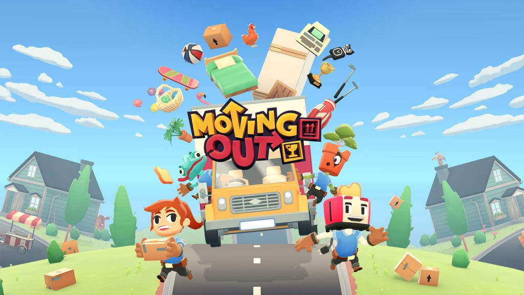 Moving Out PS4 Review