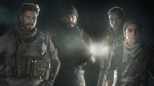 Call of Duty Modern Warfare Install Suspended PS4