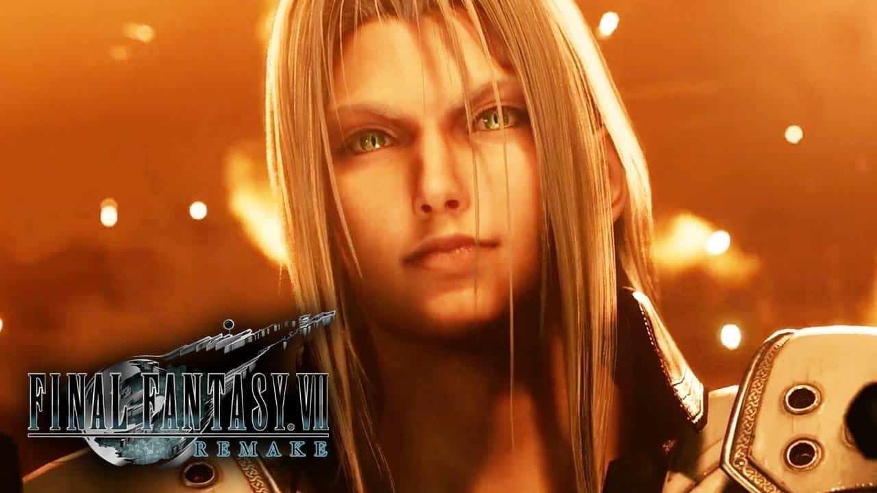 Final Fantasy 7 Remake Sephiroth Expanded Role Explained By Square Enix Playstation Universe