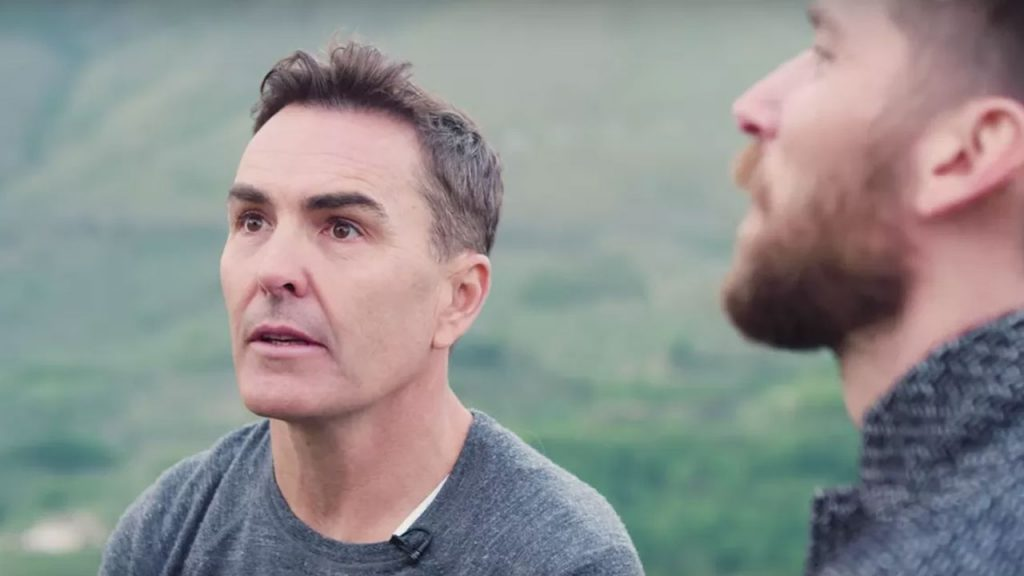 Nolan North I Don T See Mark Wahlberg As Sully In Uncharted Movie Playstation Universe