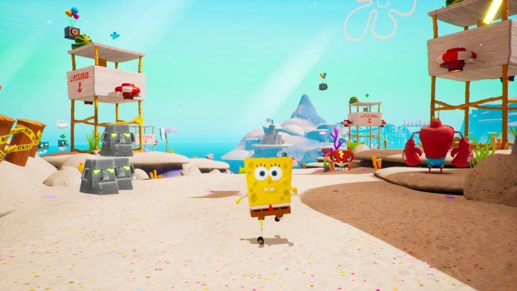 SpongeBob SquarePants Battle For Bikini Bottom Rehydrated Finally ...
