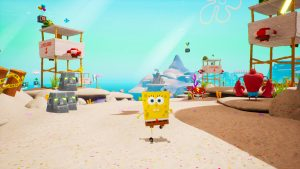 SpongeBob SquarePants Battle For Bikini Bottom - Rehydrated Finally Gets Its PS4 Release Date