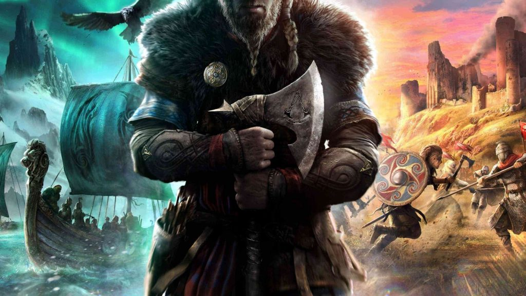 Assassin's Creed Valhalla will let you play as a female Viking warrior