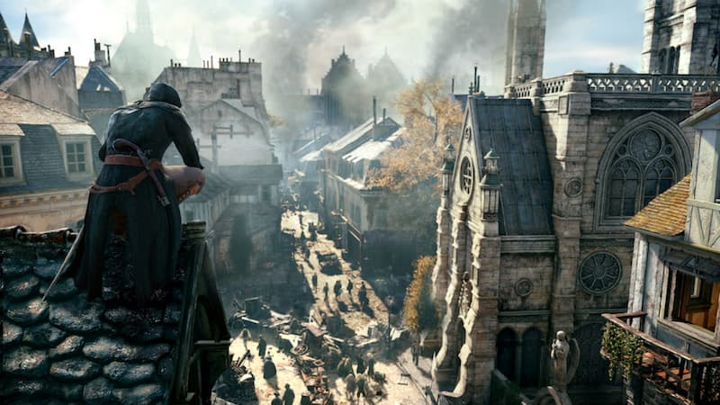 Assassins Creed Unity PS5