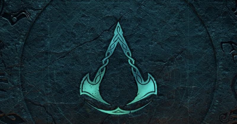 Assassin S Creed Valhalla Logo Revealed Playstation Universe