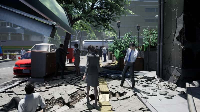 disaster report 4 ps4 review 2