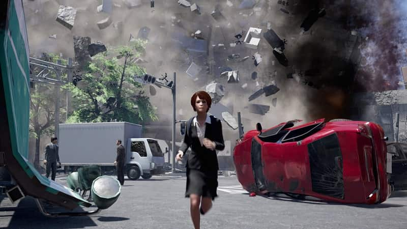 Disaster Report PS4 Review 4