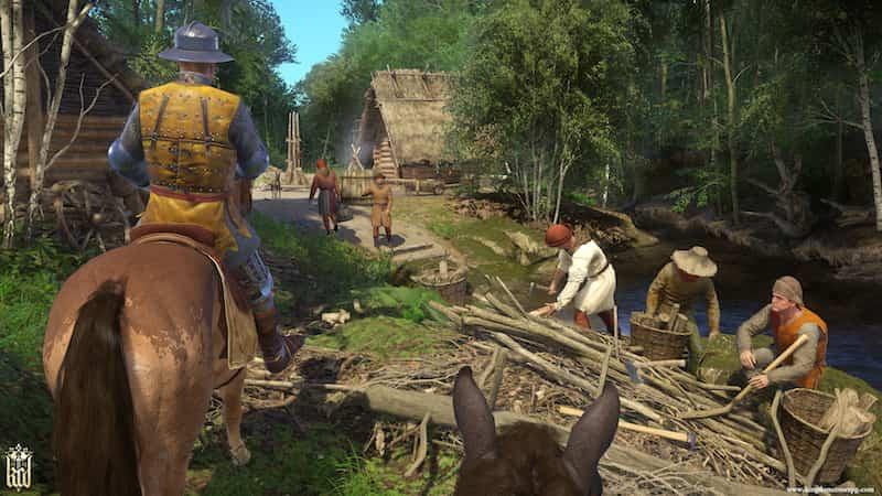 Kingdom Come Deliverance PS5