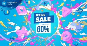 PS4 Spring Sale 2020