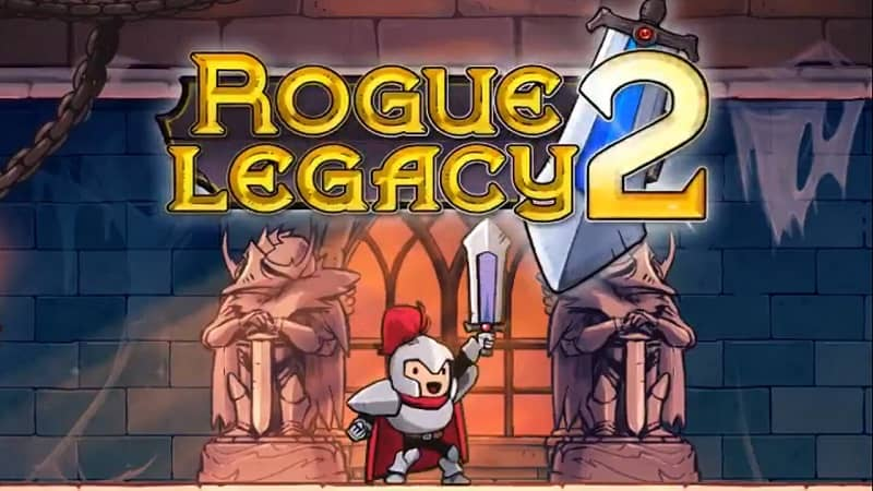 rogue legacy 2 ps4