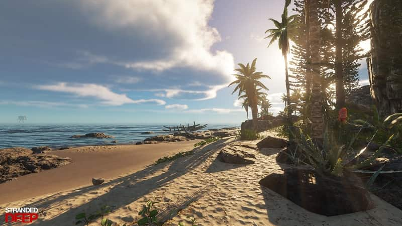 Stranded Deep PS4 Release