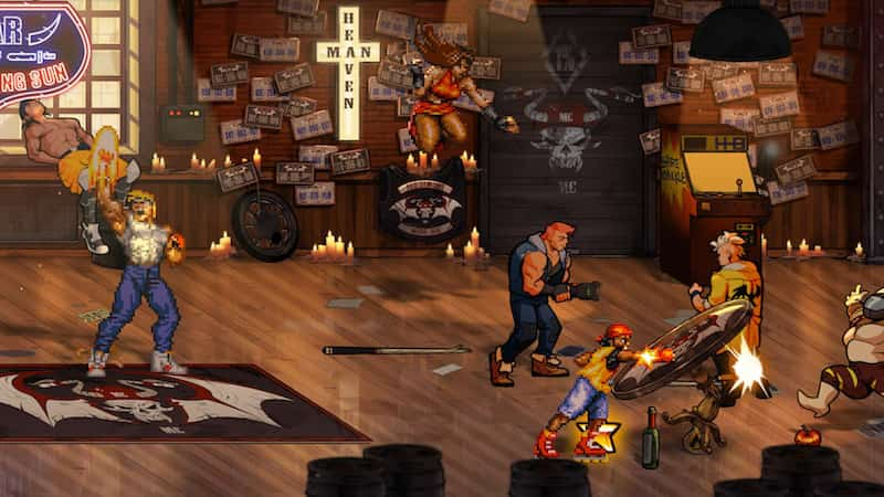 streets of rage 4 ps4 review 3