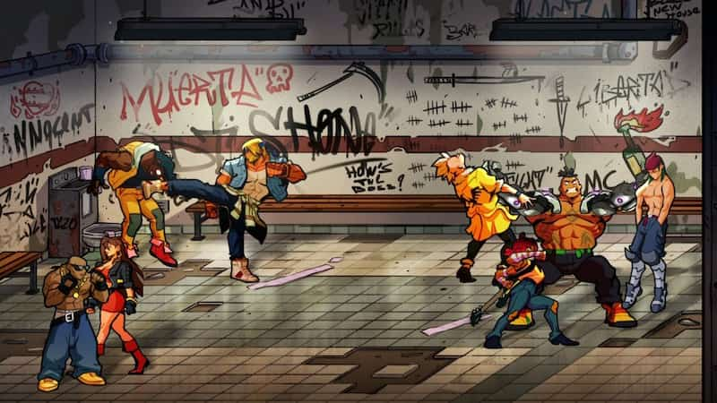 Streets of Rage 4 PS4 Review 4