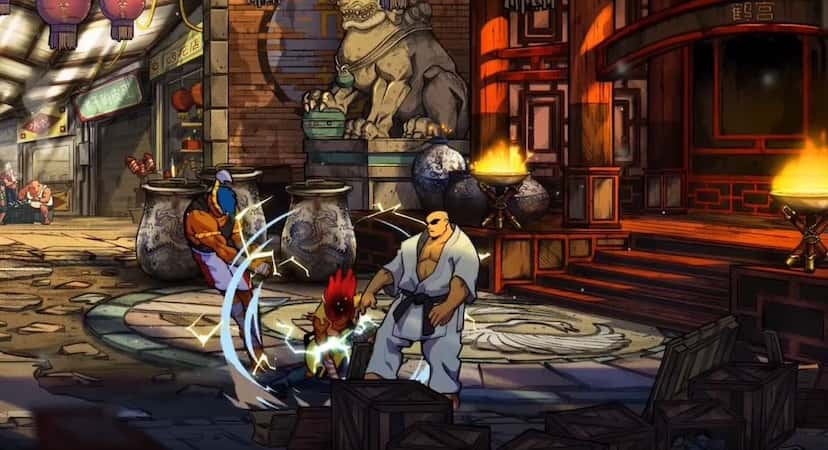 streets of rage 4 ps4 review 6
