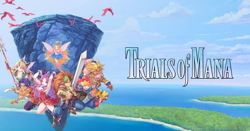 Trials of Mana PS4 Interview