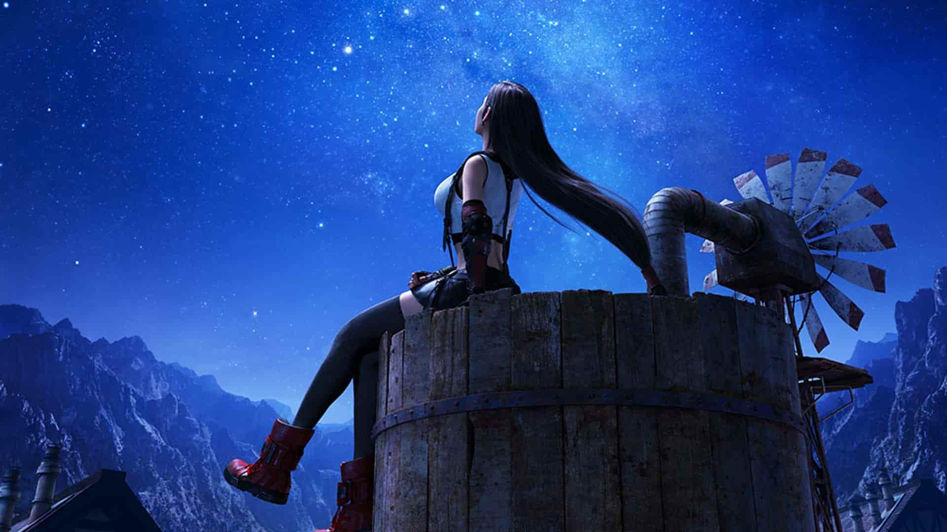 Free Final Fantasy 7 Remake PS4 Dynamic Theme Out Now ...