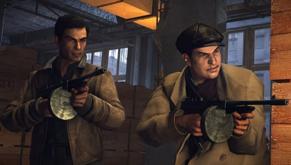 Mafia 2 Definitive Edition PS4 Trailer Released and Price Confirmed