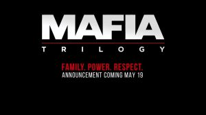 Mafia Trilogy Announced For PS4, Full Reveal Coming Next Week