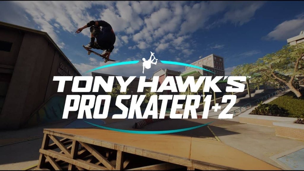 Tony Hawk's Pro Skater 1 & 2 Gameplay Revealed