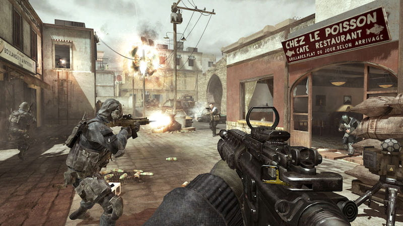 All Call of Duty Games 12
