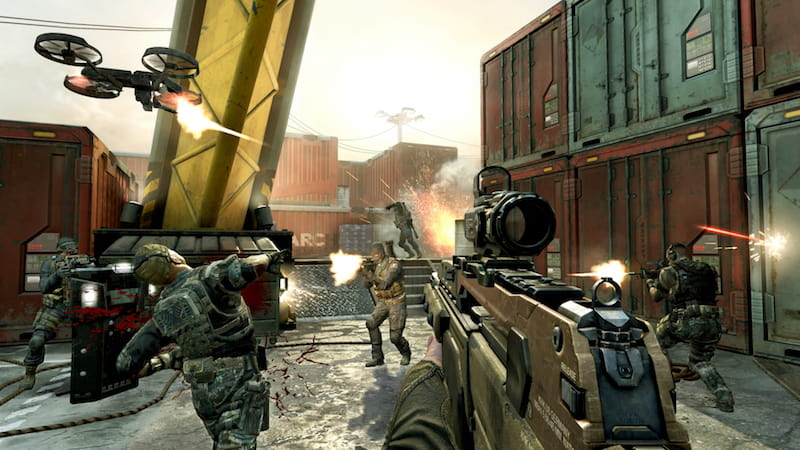 All Call of Duty Games 13