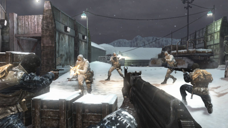 All Call of Duty Games 14